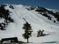 Estació d'Esquí Masella, Tosa vermella