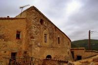 Antiga masia de la Mata.