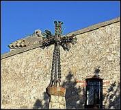 Creu del Coll de la Barraca.