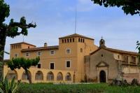 Can Lleó i l'ermita del Roser, Sant Martí Sarroca.