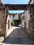 Porta de la muralla de la plaça de Torre-ramona