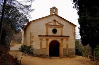 Ermita de Santa Magdalena d'Ulldemolins.El Priorat