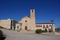 Església de Sant Pere d Òdena, que fou projectada per l'arquitecte Alejandro Tintoré Oller