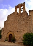 Santa Magdalena de l'Astor, Pujalt.