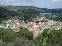 Vistes panoramiques de Monistrol