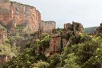 ermita de Sant Pere al barranc del mateix nom, rodalies de Santa Linya