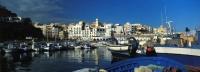 Façana Marítima i port de l'Ametlla de Mar