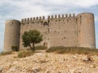 El Castell de Montgrí, contruit entre el 1294 i 1301