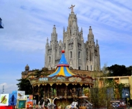 Santuari del Tibidabo.