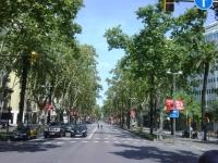 La Avinguda Diagonal