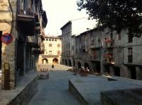 La Plaça Porxada del segle XIII
