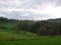 Borredà un poble tranqui i molt bonic.