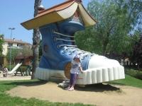 Parc Francesc Macià, perfecte per disfrutar amb els nens