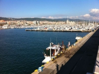 El port de Mataro, Des11