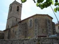 Església de Sant Andreu, d'estil gòtic i del segle XVI