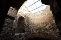 Interior de l'Església Sant Esteve de Les Pereres