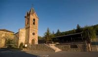 Exteriors de l'Església de Sant Martí d'Urtx