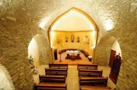 Interior de l'Església de Sant Martí d'Urtx