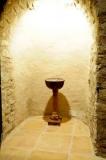 Detall interior de l'Església de Sant Martí d'Urtx