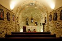 Interior de l'Església de Sant Miquel de Soriguerola