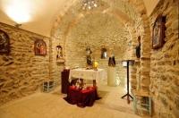Altar central de l'Església de Sant Miquel de Soriguerola