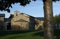 Exterior de l'Església de Sant Miquel de Soriguerola