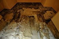 Detall interior de l'Església de Santa Eulàlia d'Estoll