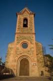 Entrada principal de l'Església de Sant Martí d'Urtx