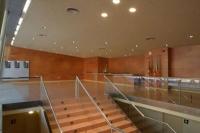 Interior del Centre Cultural de Cardedeu