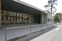 Façana principal del Centre Cultural de Cardedeu