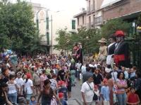 Cercavila de Gegants a la Festa Majord del 2006