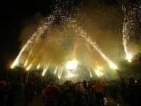 Correfoc a la Festa Major del 2006