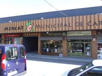 Façana del Mercat Municipal de Cardedeu