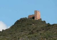 Ruïnes del castell de Montmany