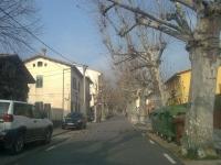 carrers del poble, dissabte al matí