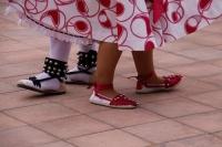 Ball de Gitanes, ball tradicional, a la Festa Major del 2010