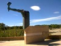 Monument antorxa olímpica 1992