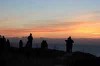 1ª sortida de sol de l'any 2014 a Cala Montgó