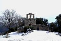 Sant Serni de Vilamantells al municipi de Guixers
