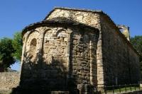 Santa Creu dels Ollers Absis al municipi de Guixers