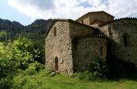 Monestir Sant Pere de Graudescales al municipi de Navès