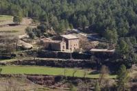 Sant Lleir de Vall d'Ora al municipi de Navès