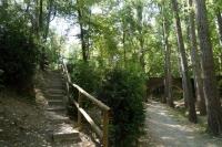 Passadissos al Parc de la Mare de la Font
