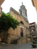 Església de Sant Hilari, d'origen romànic, però reformada el segle XIX
