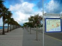Passeig Marítim de Les Cases.