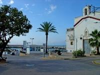 Plaça de Sant Pere i Església Parroquial (Les Cases)