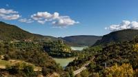 La Baronia de Sant Oïsme, petit nucli a la vora del pantà de Camarassa