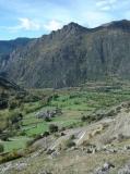 Vistes de Arrós de Cardós, un poble que pertany al municipi d'Esterri de Cardós.