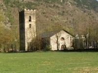 Església de Santa Maria de la Ribera de Cardós