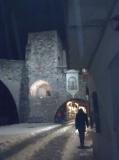 petit tunel al costat del pont nou